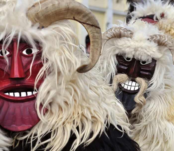 Карнавал Бушоярош в Мохаче, Венгрия